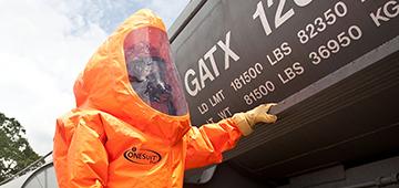 化學防護衣